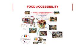 5èmeSIA - Food accessibility