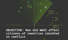 WWII and Civilians