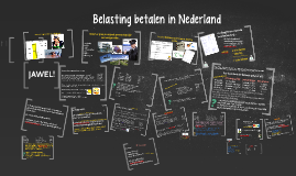 Copy of Belasting betalen in Nederland