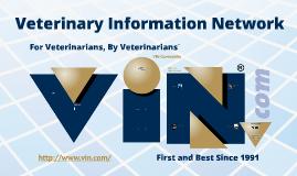 VIN - For Vet Students
