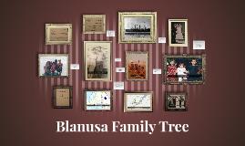 Blanusa Family Tree