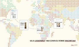 SILLA LADDERBACK 1902 (CHARLES RE