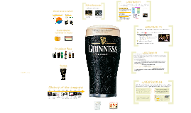 GUINNESS (INTERNATIONAL MARKETING)