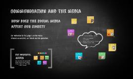 The social medias influence