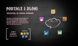 Portale i blogi