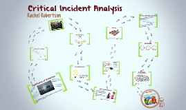 Copy of Critical Incident Analysis