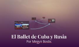 El Ballet de Espana a Rusia