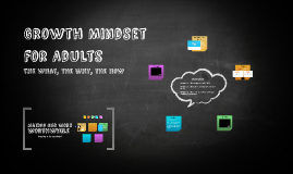 Growth Mindset for Adults