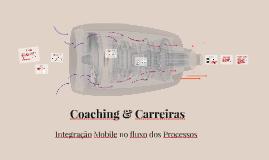 Coaching e Carreiras