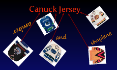 Canuck Jersey