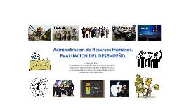 Copy of EVALUACION DEL DESEMPEÑO