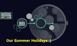 Our Summer Holidays :)
