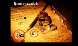 Copy of Literatura española: Siglo XIX. El Realismo. Contexto histórico-social y principales manifestaciones literarias