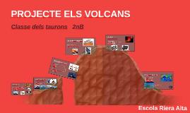 PROJECTE ELS VOLCANS