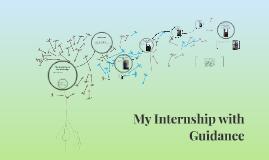 My Internship with Guidance