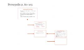 Persepolis p. 80-102