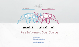 Free Software vs Open Source