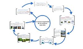 Copy of El manejo responsable de los recursos naturales