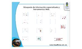 2016-2 Búsqueda de Información especializada y herramientas Web.