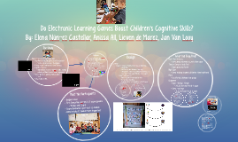 Do Electronic Learning Games Boost Children's Cognitive Skil