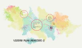 Lesson planning practice :)