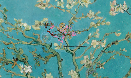 Almond blossom, Vincent Van Gogh