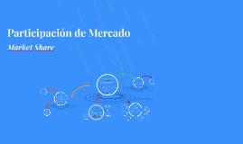 Copy of Participación de Mercado