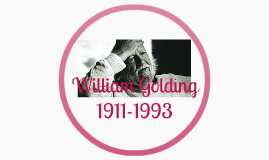 40 Point Project: William Golding