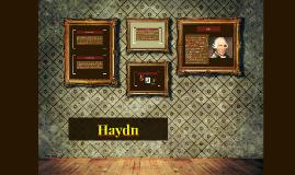 Copy of haydn, vida y curiosidades