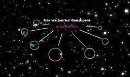 Science Journal Geoshpere
