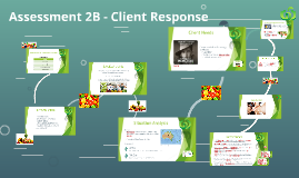 Assessment 2B - Client Response