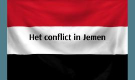 Het conflict in