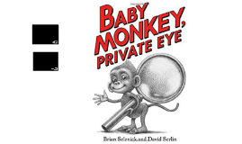Copy of Baby Monkey Private Eye