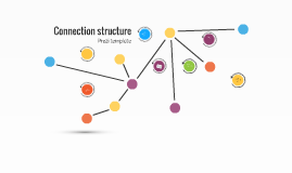 Connection structure - Prezi template