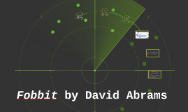 an analysis of fobbit by david abram The power of words: fobbit by david abrams for some time i have followed david abram' s blog the quivering pen and now i follow him on twitter the other joseph and american copper were books i won from his weekly giveaway.
