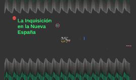 La Inquisición en la Nueva España