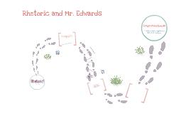 Copy of Rhetoric and John Edwards