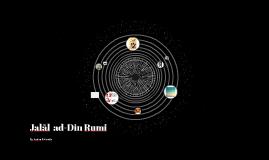 Jalāl  ad-Din Rumi