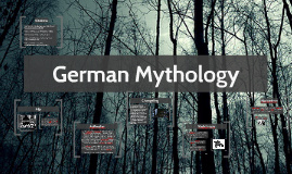 German Mythology
