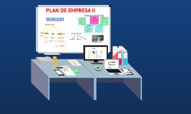 CUN: PLAN DE EMPRESA II