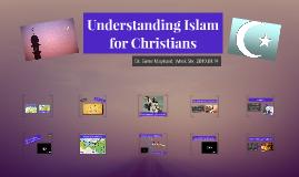 Understanding Islam for Christians