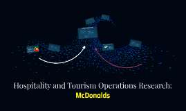 Hospitality and Tourism Operations Research