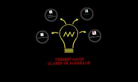 Copy of Copy of PRESENTACION  BOMBILLOS
