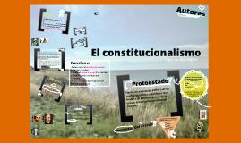 El constitucionalismo a lo largo de los siglos