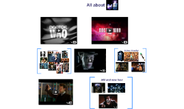 All about Doctor Who