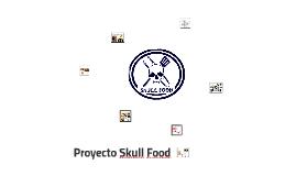 Proyecto Skull Food
