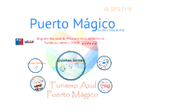 PUERTO MAGICO TURISMO AZUL AVENTURA