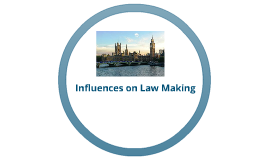Influences on Law