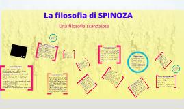 Spinoza: una filosofia scandalosa