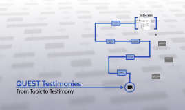 Copy of QUEST Testimonies